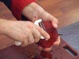 Кюфтета от червено цвекло с ябълкова салса 3