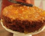 Морковен кейк с портокалов мармалад 6