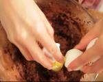 Шоколадов кейк с кардамон и круши 2
