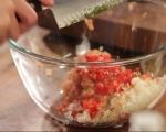 Рибени кюфтета с медено-горчичен винегрет 2