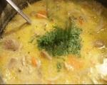 Гъбена супа  5