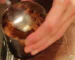 Пуешки бургери с гъбен сос на фурна  4