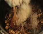 Пилешки пържоли с гарнитура от ориз 5