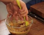 Оризови крекери с дип от леща  5