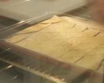 Оризови крекери с дип от леща  3