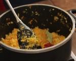 Оризова мусака с кисело зеле 2