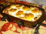 Картофи с бекон в керемидка