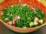 Спаначена салата с беконова заливка 3