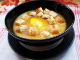 Крем супа от лук и тиква