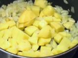 Картофена чорба с миди