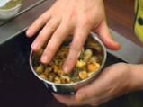 Картофена чорба с миди 3