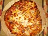 Пица с четири сирена