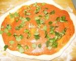 Пица с четири сирена 3