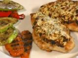 Пиле с коричка от овче сирене и билки 3