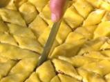 Турска баклава от грис 4