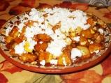 Пържени картофи с яйца