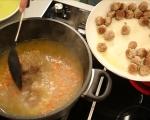 Италианска сватбена супа 4