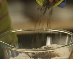 Тиквени кантучини с горещ бял шоколад 3