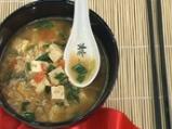 Доматена супа с тофу