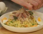 Ориз с пушена риба 6