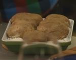 Пълнени картофени кюфтета