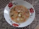 Зеленчукова супа със сирене