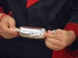 Руладини с пилешко фарсе в кори от нори 4