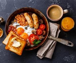 Английската кухня
