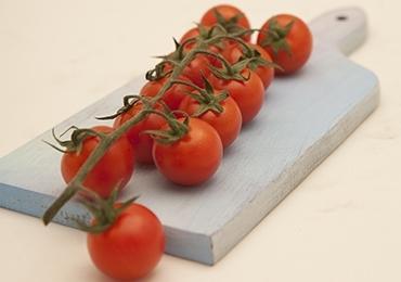 Чери домати вместо пуканки