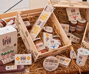 """""""Брей!""""-първата национална собствена линия продукти на Kaufland България"""