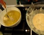 Панирани миди с млечен сос 6