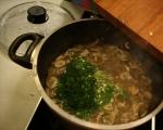 Гъбена супа по критски 5