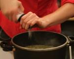 Гъбена супа по критски 7