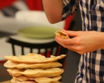 Лесен сардински хляб 3