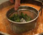 Морковен бульон с ньоки от извара 3