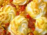 Картофен пай с царевица