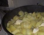 Картофи с месо