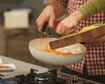 Салата от моркови с тиквени семки 3