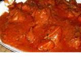 Пъстърва с доматен сос