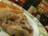 """Пиле с горски гъби """"Ен кроте"""""""