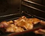 Пилешки бутчета с магданозено песто 3