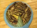 Тарт с тиквички