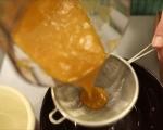 Постни гофрети със сос от манго 3