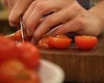 Постни спагети със сос от авокадо 3