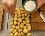 Печено агнешко с пресни картофи 3