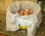 Как боядисах яйцата за Великден