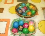 Как боядисах яйцата за Великден 5