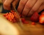 Козуначена торта с ягоди 2