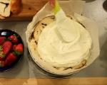 Козуначена торта с ягоди 7