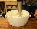 Крем супа от аспержи с пармезан 8